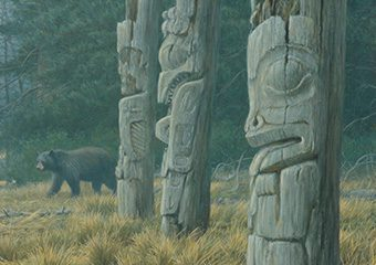 Totem and Bear