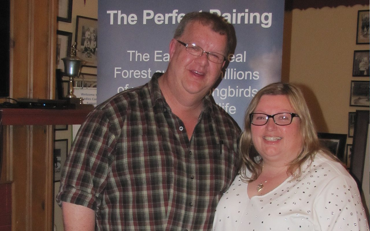 Jennifer Churchill-Bartlett and Brent Bartlett nominated for Volunteer of the Year