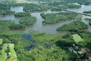 Quebec regional plans for wetland conservation