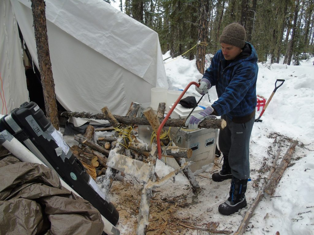 climate change and hydrology research camp