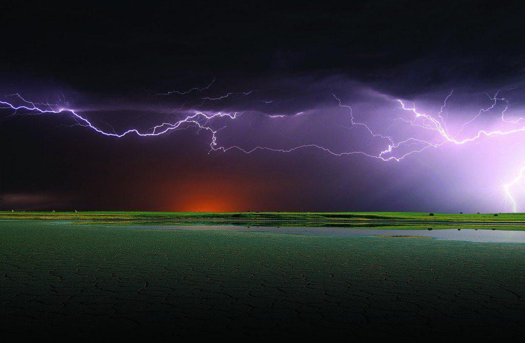 Wetlands provide natural defence against natural disasters