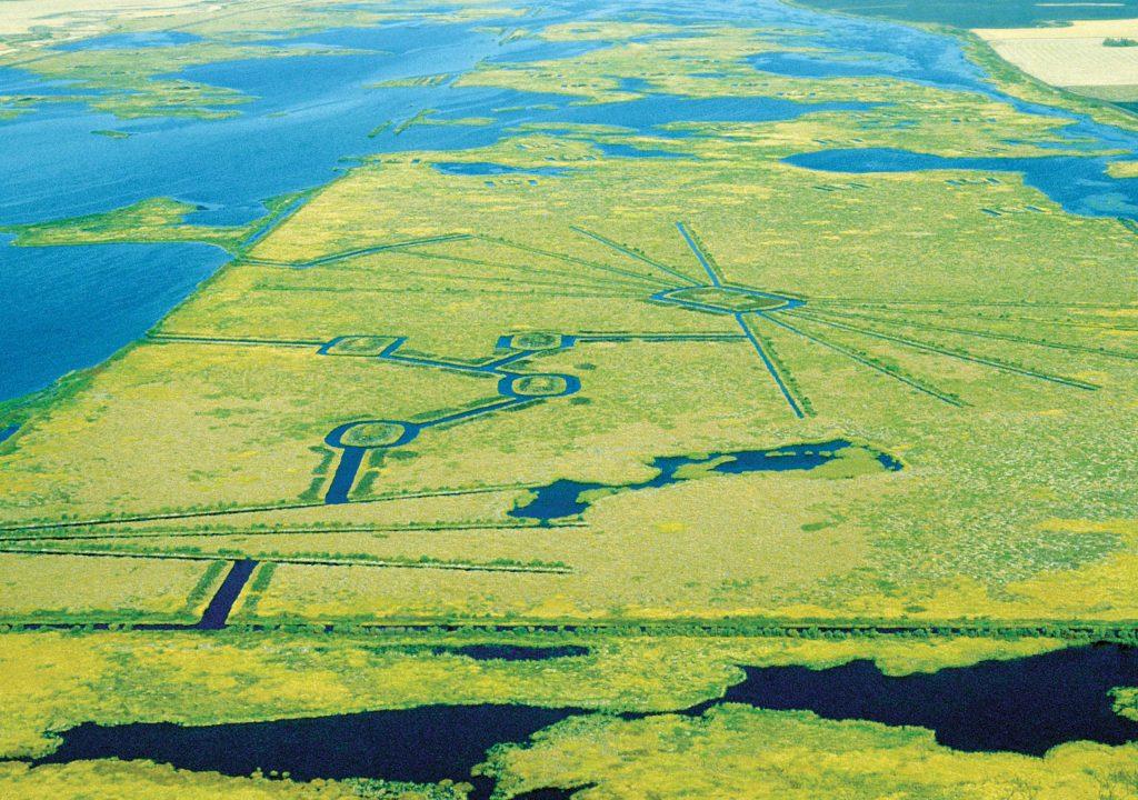 Waterhen Marsh.