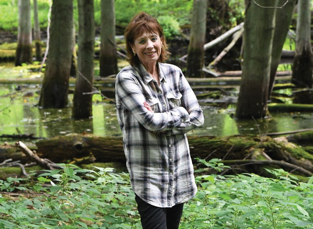 conservation supporter Diana Barr