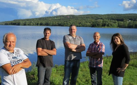 Making a dam difference at the Étang Stater wetland
