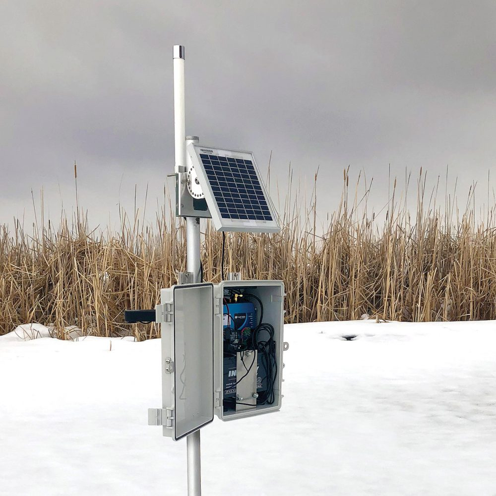 DUC will deploy Cypress Solutions Sensors at up to 25 wetlands in 2018.