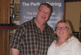 Jennifer Churchill-Bartlett and Brent Bartlett nominated for Volunteer of the Year
