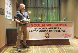 Saskatchewan researcher honoured by Ducks Unlimited
