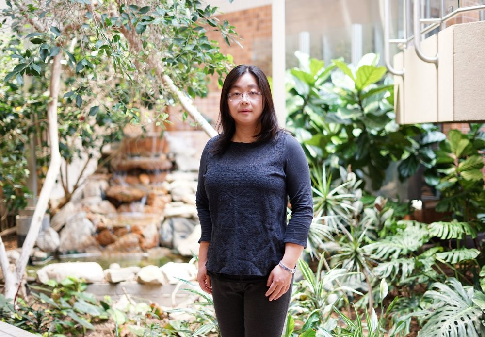 Yanping Li is using sophisticated computer modelling to help conservation organizations like DUC understand the impacts of climate change on Canada's prairie wetlands and waterfowl.