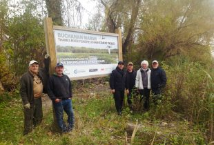 A rural family in Chatham-Kent steps up to restore a wetland