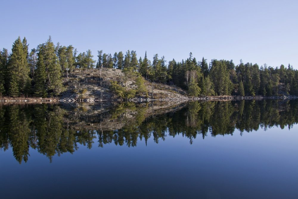 Being environmentally responsible is an important part of exploring Canada's wilderness.