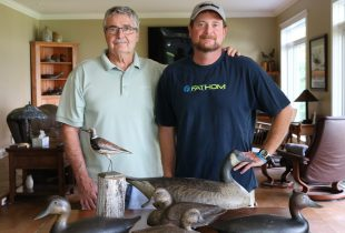 Peter Brown decoy auction sets records, supports conservation and captivates collectors