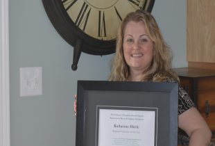 Nova Scotia's Katherine Hirtle nominated for Volunteer of the Year