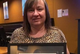 Janet Fairless honoured as DUC's Volunteer of the Year for Alberta