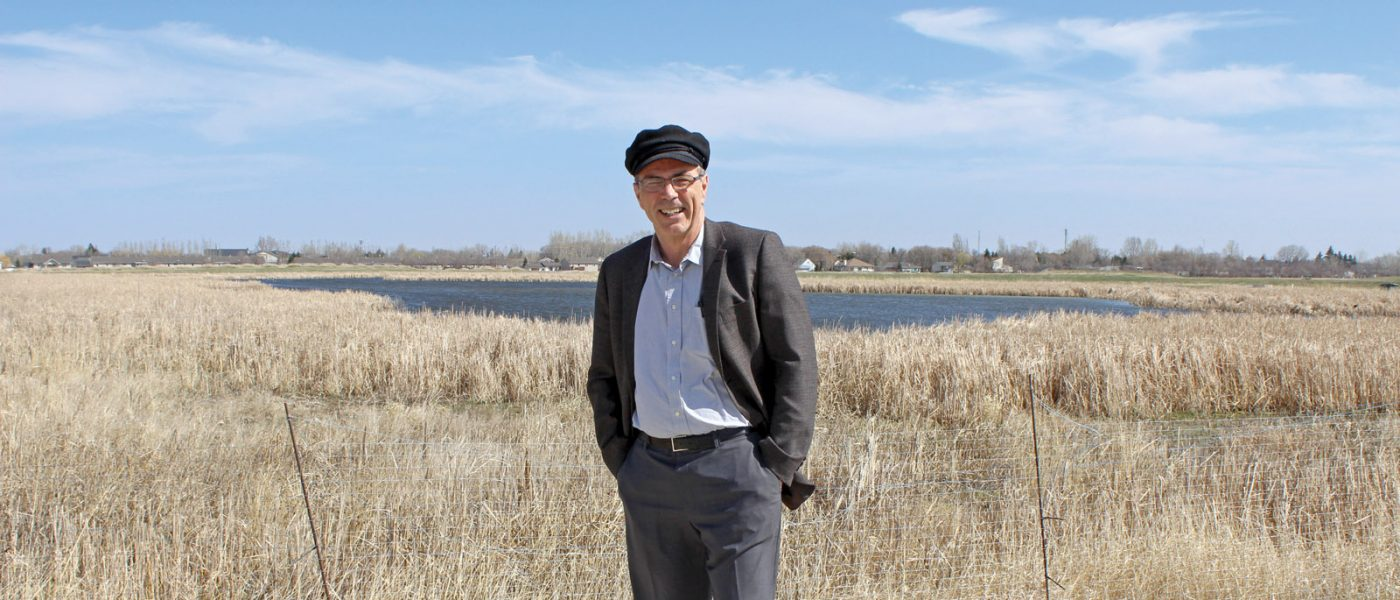 DUC Podcast Episode 5: The rebirth of a lagoon and duck's cold feet