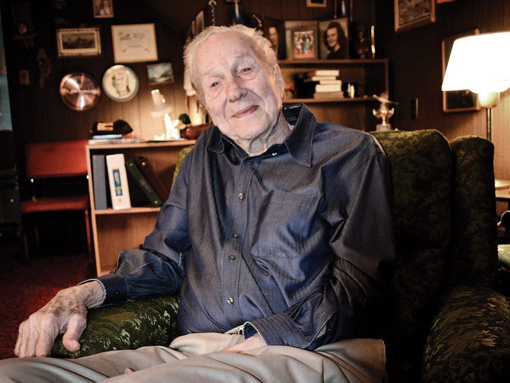 Glen Michelson and his older brother Ralph began as DUC Keemen in 1939.