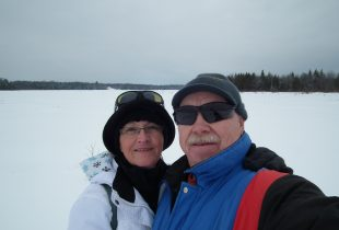 Sharon and Merlin Dow honoured as DUC's Volunteers of the Year for New Brunswick