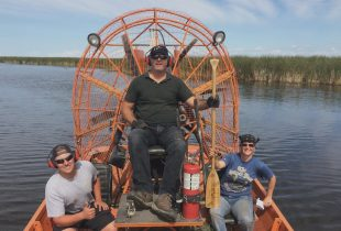 Dip Your Paddle: staff commitment to conservation
