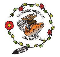 Tr'ondëk Hwëch'in First Nation Logo
