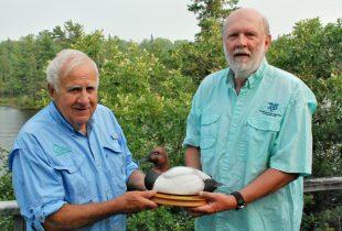 International Canvasback Award migrates to Canada
