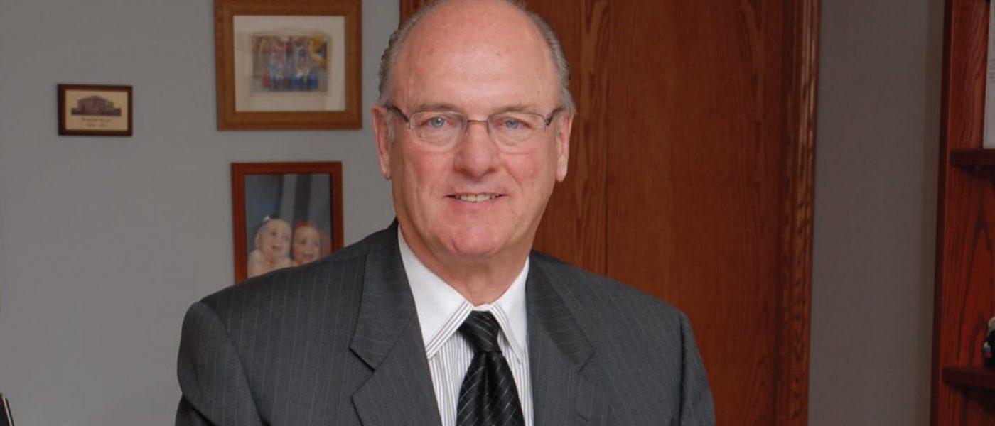 Saskatoon's Citizen of the Year, Jim Yuel
