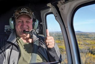 Ontario volunteer's fly-by brings new appreciation for wetlands on his home turf