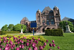Making a mark at Queen's Park