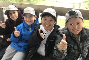Outdoor classrooms unlock the wonders of wetlands