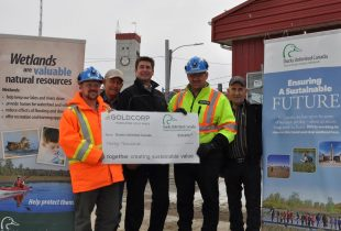 Partnership supports Timmins and area wetlands