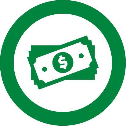 icon - save money