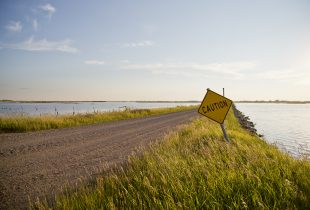 Quill Lakes water crisis receives international attention