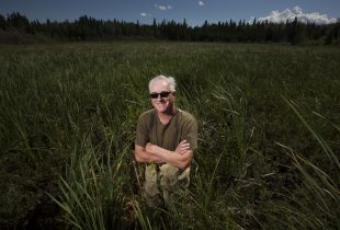 Wildlife Biologist Balances Boreal Forest Conservation and Development