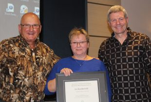 Liz Kozakowski honoured as DUC's Volunteer of the Year for Manitoba