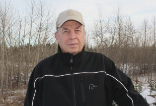 Alberta's Chuck Moser nominated for Volunteer of the Year