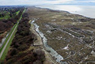 Rising sea levels raise concerns on Canada's coasts