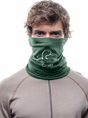 DUC Gear™ Buff, Green with Logo