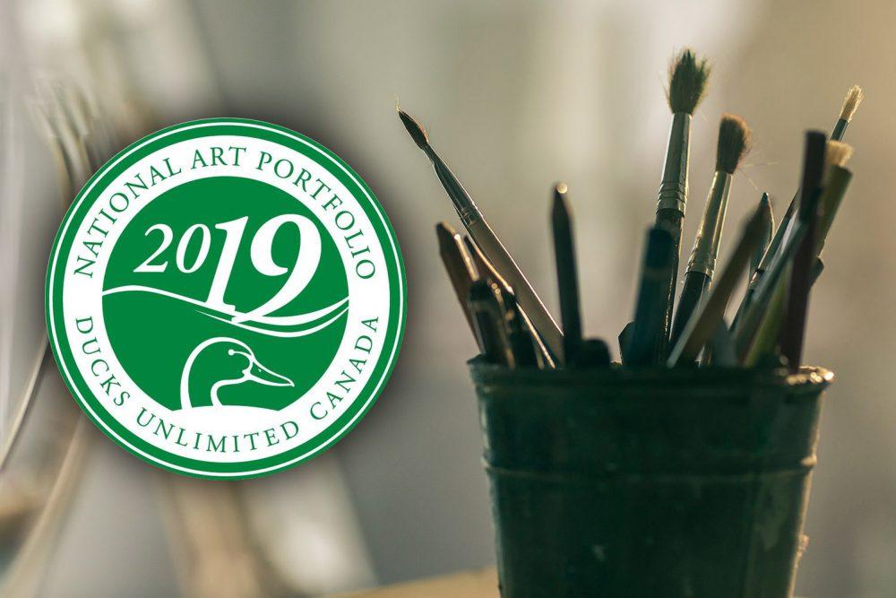 DUC's 2019 National Art Portfolio.