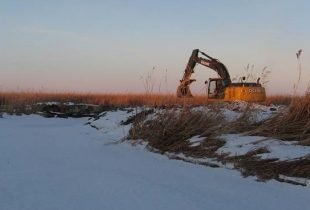 Big Grass Marsh repairs completed