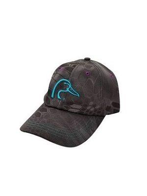 DUC Gear™ Cap, Kryptek Black Ladies'
