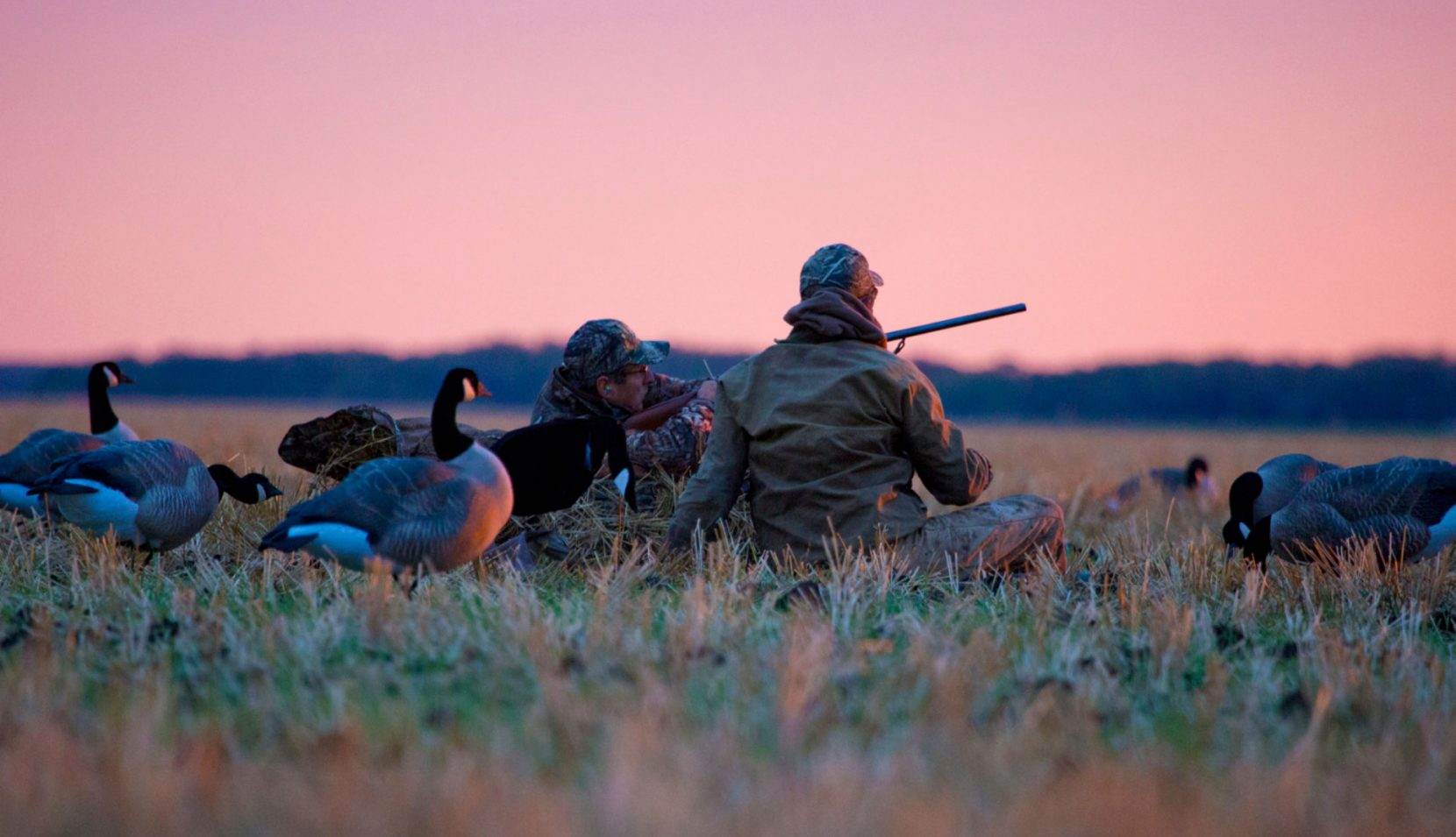 We remain steadfast and focused on our mission of wetland conservation that supports all outdoor lifestyles, including hunting.