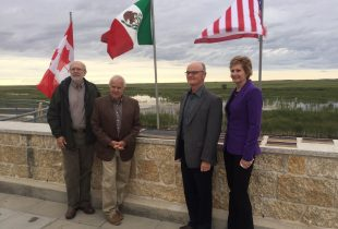 North American Waterfowl Conservation Honour Roll inductees