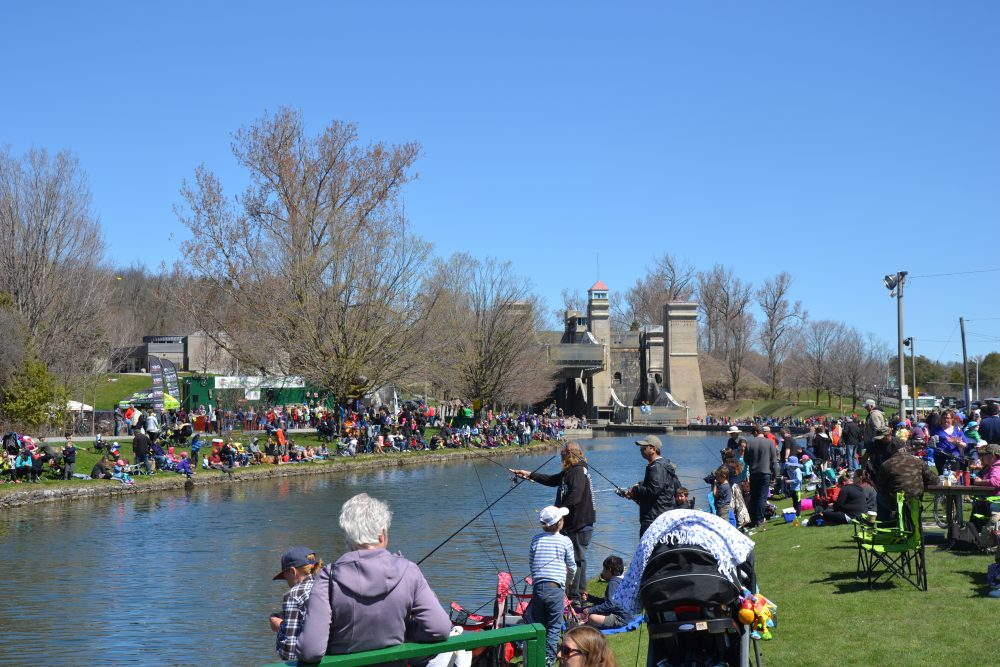 Get hooked and catch some family fun at the 30th annual Peterborough Greenwing Fishing Derby, April 29, 2017