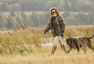New Brunswick's Michelle Harvey-Larsen nominated for Volunteer of the Year