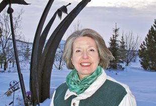 Candace Franke honoured as DUC's Volunteer of the Year for Saskatchewan