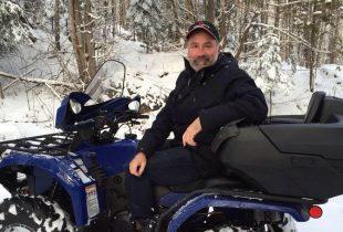 Quebec's Mario Bérubé nominated for Volunteer of the Year