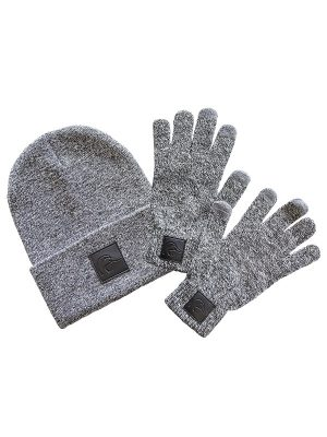 DUC Gear™ Toque and Touch-Screen Gloves Set
