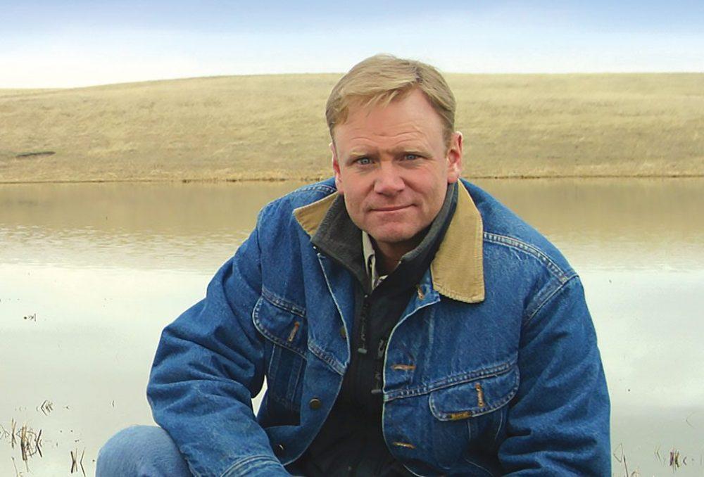 Jim Devries – Ducks Unlimited Canada research scientist