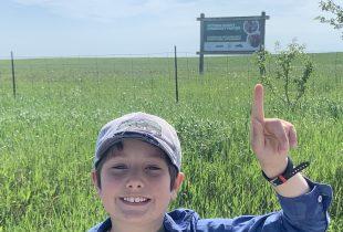 How Parker became a Wetland Hero