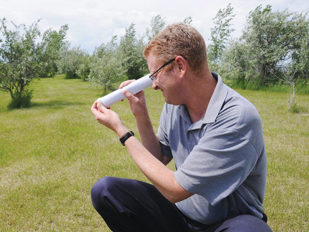 Scott Stephens – Ducks Unlimited Canada director of regional operations, Prairie Region