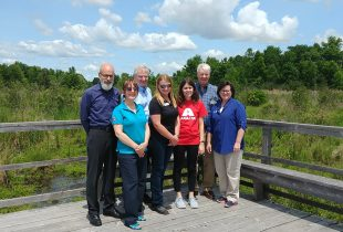 DUCKS UNLIMITED CANADA AND PARTNERS PRESERVE IMPORTANT COASTAL WETLAND HABITAT NEAR CORNWALL