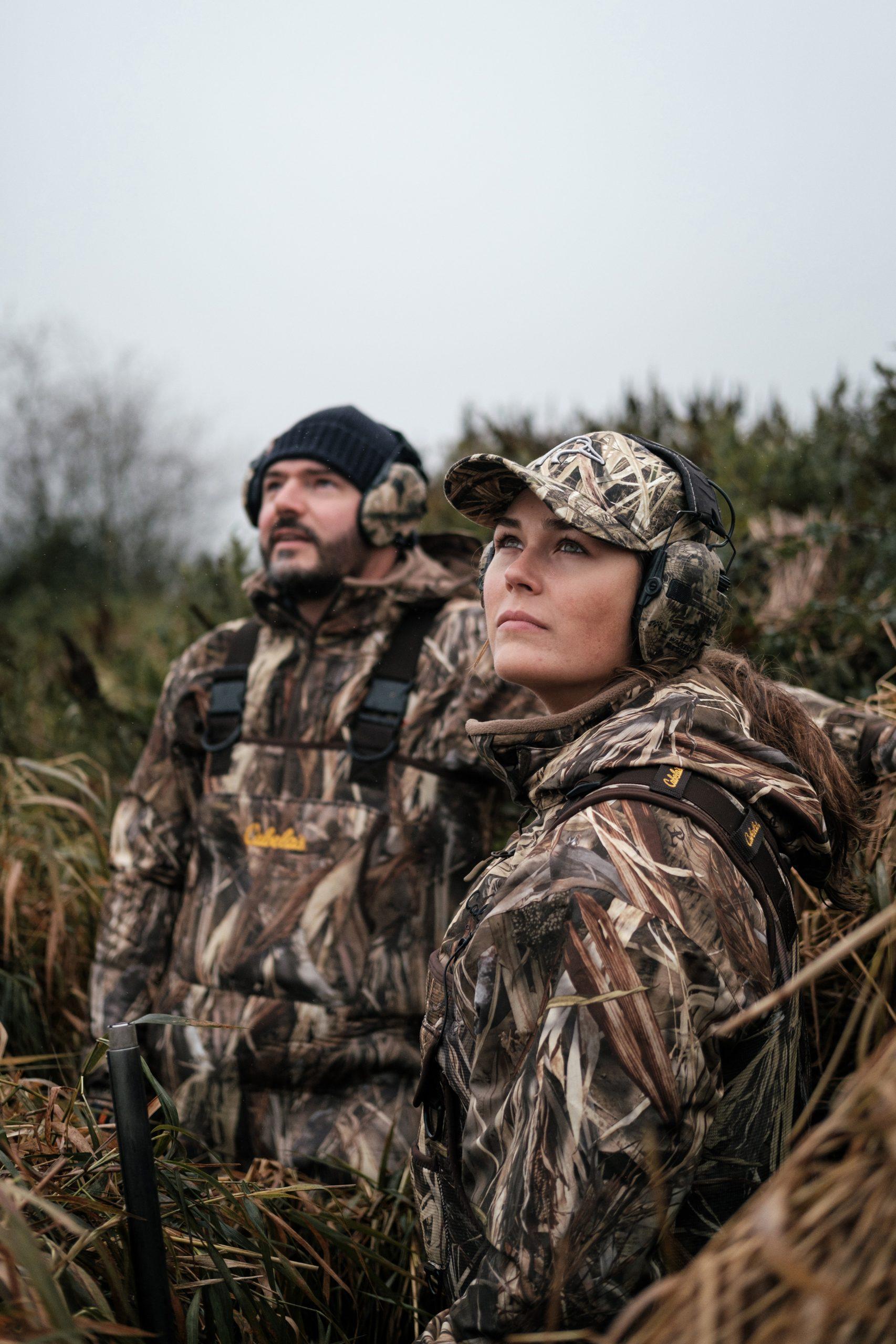 Adult mentored hunt, 2013